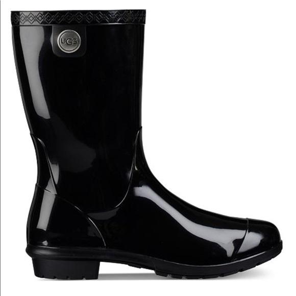 c983dba8378 Ugg Sienna Mid calf Rain Boots